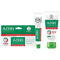 Gel Ngừa Mụn Kháng Khuẩn Acnes Sealing Jell 18G + Tặng Kem Rửa Mặt Ngăn Ngừa Mụn Acnes Creamy Wash 25G