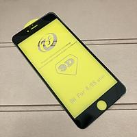 Tấm dán kính cường lực full màn hình 9D dành cho iPhone 6 Plus, iPhone 6S Plus