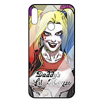 Ốp lưng danh cho Vsmart Active 3 hình Joker Harley Quinn mặt kính cường lực(sản phẩm có 5 hình) - Hàng chính hãng