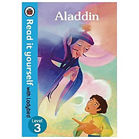 Read It Yourself with Ladybird Aladdin Level 3