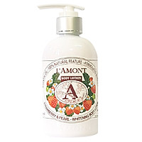 Sữa Dưỡng Thể L'amont En Provence Strawberry Whitening Body Lotion (250ml)
