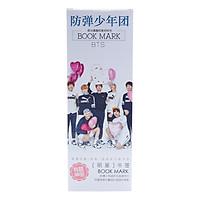 Bộ Bookmark Ban Nhạc BTS