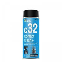 Bình xịt làm sạch tiếp điểm điện Bizol c32