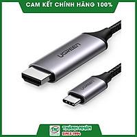 Cáp chuyển USB C to HDMI Ugreen 50766 dài 3m-Hàng chính hãng.