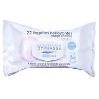 Khăn giấy ướt vệ sinh cơ thể bé Baby byphasse 72 miếng