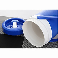 Bình Giữ Nhiệt Vỏ Nhựa 2L- Có vòi uống (Giao  Màu Ngẫu Nhiên )