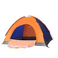 Lều phượt cắm trại dã ngoại du lịch chống dịch tự bung dành cho 2-3 người, 2m x 1.35m x 1,2m