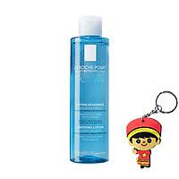Nước cân bằng giàu khoáng La Roche-Posay Soothing Lotion Sensitive Skin (200mL,tặng móc khóa)