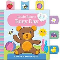 Little Bear's Busy Day - Một Ngày Bận Rộn Của Gấu Con