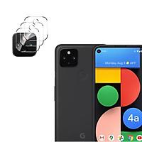 Dán cường lực bảo vệ camera Google Pixel 4A 5G GOR (Hộp 3 miếng) - Hàng Nhập Khẩu