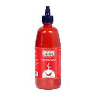 [Sản phẩm luxury] Tương ớt cay Hot Chili sauce Hải Nam loại 680ml