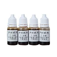 Dung Dịch Đo Độ pH 10ml (4 lọ)