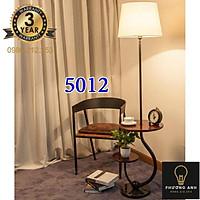 Đèn cây loại có bàn kèm theo trang trí nội thất sang trọng tinh tế mã 5012- Đèn Phương Anh