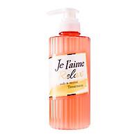 Dầu dưỡng dành cho tóc khô xơ Kosé Cosmeport Je l'aime Relax Treatment Soft & Moist 500ml