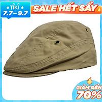 Mũ lưỡi trai nón beret nam nữ vải cotton 2 lớp thời trang cao cấp