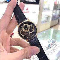 Đồng hồ nam SUNRISE 1146PA Full hộp, thẻ chính hãng, Kính Saphire chống xước chống n