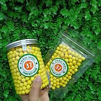 Hộp Thực phẩm chức năng Thảo mộc 37 VIÊN NGHỆ MẬT ONG 2 lọ và túi