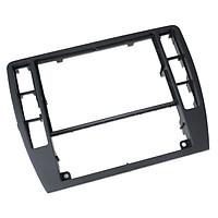 Black Dash Center Console Trim Bezel Panel Decorative Frame for VW PASSAT B5 01-05 3B0 858 069