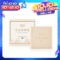 Cuome Xà Phòng Bổ Sung Lợi Khuẩn- Cuome Probiotics Face And Body Soap
