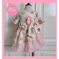 Váy trẻ em  + tặng kèm TB  Váy đầm đẹp cho bé yêu  Hàng Thiết Kế Cao Cấp cho bé từ 1 - 8 Tuổi