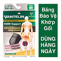Băng Bảo Vệ Khớp Gối Bó Gối Vantelin Support Knee size M