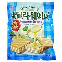 Bánh kem xốp sữa vani 5 lớp Chiao-E Đài Loan 256g (sữa chay)