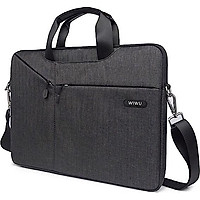 Túi chống sốc MacBook và Laptop 13 inch hiệu Gearmax Wiwu Brief 3 trong 1