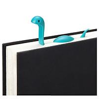 Bookmark đánh dấu trang sách độc đáo khủng long bơi trong sách quà tặng ý nghĩa BK06 (Giao mầu ngẫu nhiên)