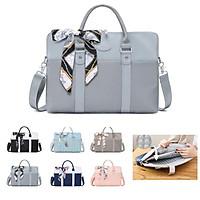 (Mẫu mới 2021) Túi xách laptop, macbook cao cấp cho nữ. Túi đựng laptop, macbook thời trang 13inch, 14inch,15inch-16inch