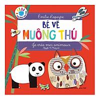 Tay Khéo Tay Xinh - Bé Vẽ Muông Thú