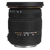 Ống Kính Sigma 17-50mm F2.8 For Canon - Hàng Nhập Khẩu