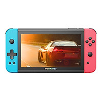 Powkiddy X2 Retro Video Handheld Game Console 7-Inch IPS Screen with 32G TF Card Built-in 2500 Games Support HD 3.5mm