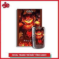DECAL TRANG TRÍ MÁY TÍNH CASIO / VINACAL GAME LIÊN QUÂN