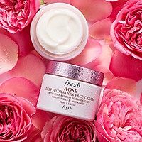 Kem dưỡng Fresh Rose Deep Hydration Face