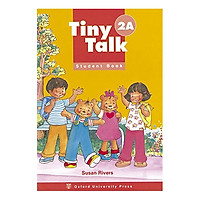 Tiny Talk 2: Student Book A