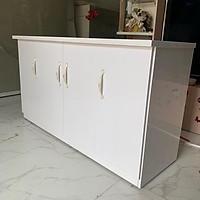 Tủ bếp đa năng,tủ tivi nhựa đài loan 128x80 cm