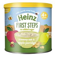 Bột Ăn Dặm Yến Mạch Táo Heinz (240g)