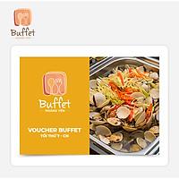 Hoàng Yến Buffet - Voucher Hoàng Yến Buffet Tối Thứ 7 - Chủ Nhật