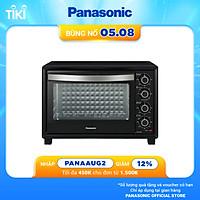 Lò Nướng Panasonic NB-H3203KRA 32 Lít - Công suất 1500W - Chức năng nướng đối lưu - Hàng Chính Hãng