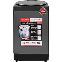Máy Giặt Cửa Trên Sharp ES-W100PV-H (10kg) - Hàng Chính Hãng - Chỉ giao tại Đà Nẵng