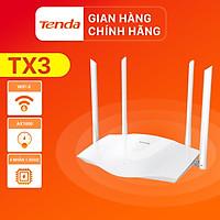 Thiết bị phát Wifi Tenda TX3 Chuẩn Wifi 6 AX1800Mbps - Hàng Chính Hãng