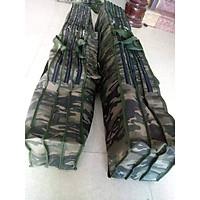 Túi đựng cần câu 3 ngăn dàn di hàng Việt Nam dày dặn
