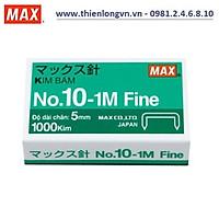Kim bấm số 10 Max  NO.10-1M Fine