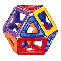 Mô hình miếng ghép nam châm sáng tạo cho người lớn và trẻ em