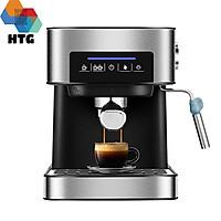 Máy pha cà phê Espresso chuẩn áp suất 20 bar, chế độ cốc đôi CM6863 tích hợp cảm ứng tiện lợi Hàng Chính Hãng