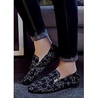 Giày lười vải nam - GV010