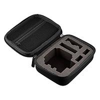 Hộp Đựng Phụ Kiện GOPRO Camera Hành Trình Chống Sốc - Size S - Black - Hàng Nhập Khẩu