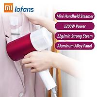 Lofans Handheld Steamer Iron Mini Cloth Steam Ironing Brush Household Portable Garment Steamer Travel Clothes Wrinkle