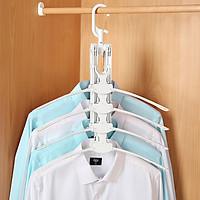 Móc treo quần áo gấp gọn tiện lợi D6-ST2588