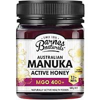 Barnes Naturals Australian Manuka Honey 500g MGO 400+
